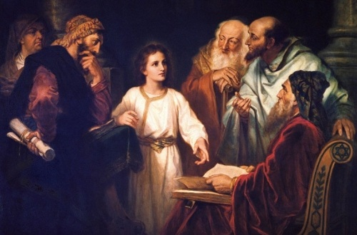 The Finding of the Child Jesus in the Temple