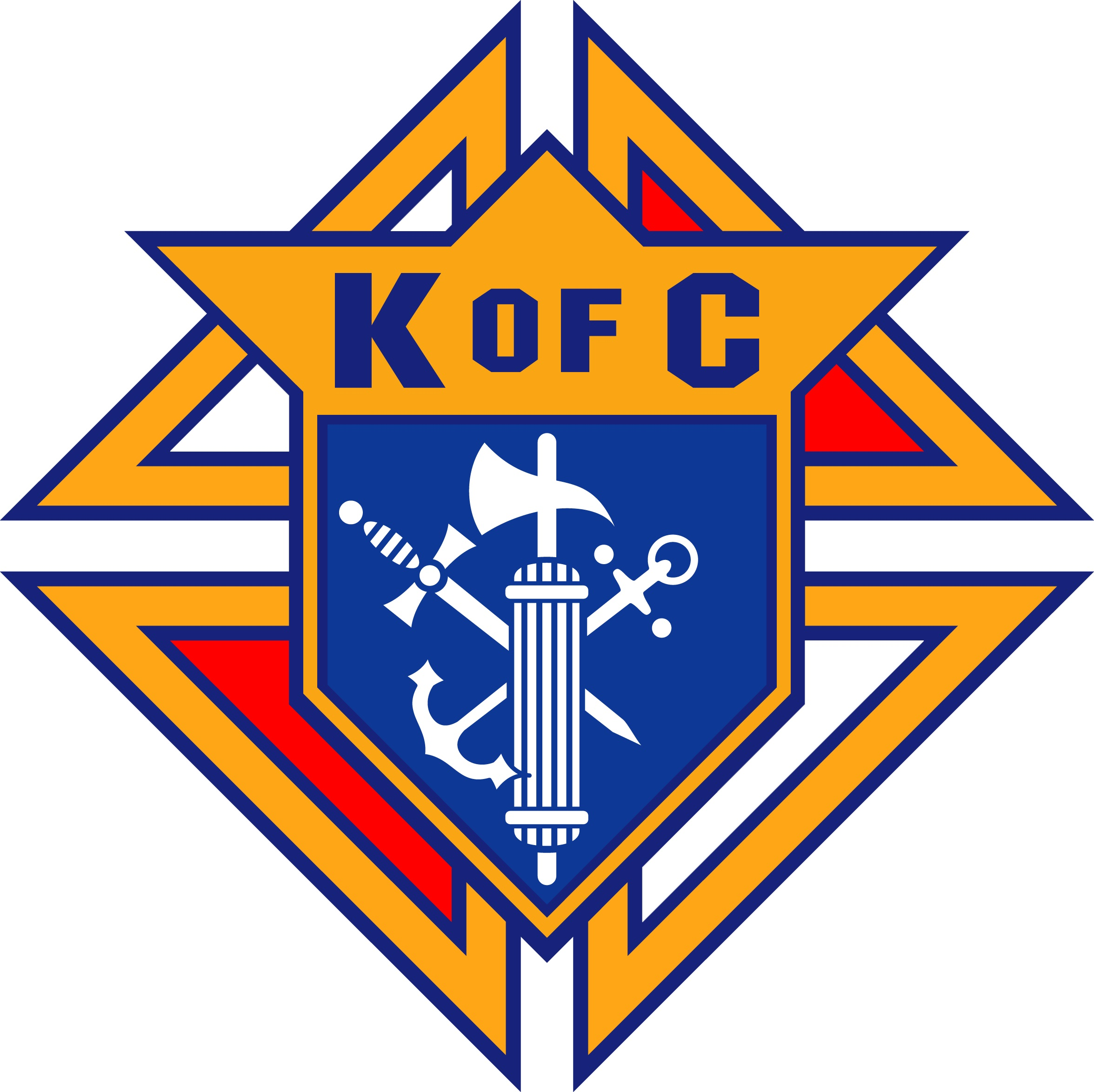 Catholic Knights Of Columbus Logo