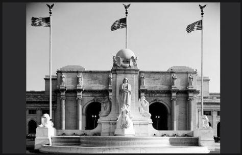 1912 Christopher Columbus Memorial Dedication, Washington, D.C.