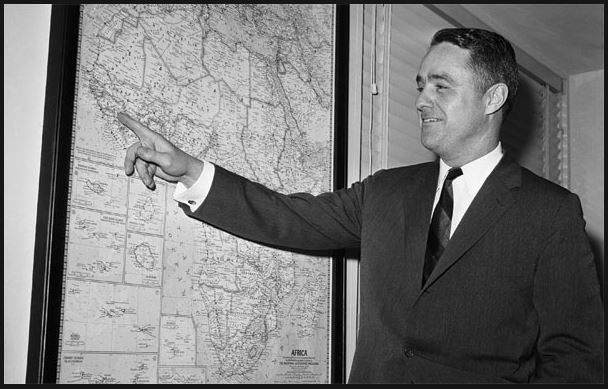 Sargent Shriver, Founder of the Peace Corps